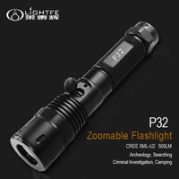 Rechargeable Flashlight P32